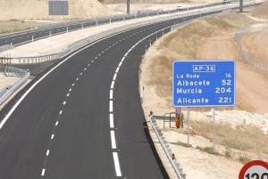 autopista nueva