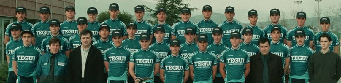 Equipo Ciclista Tegui 1999