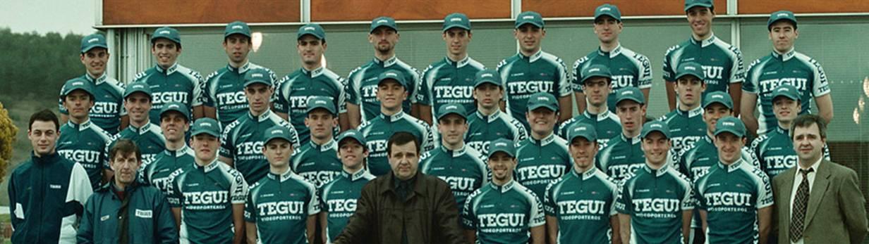 Equipo Ciclista Tegui 2000