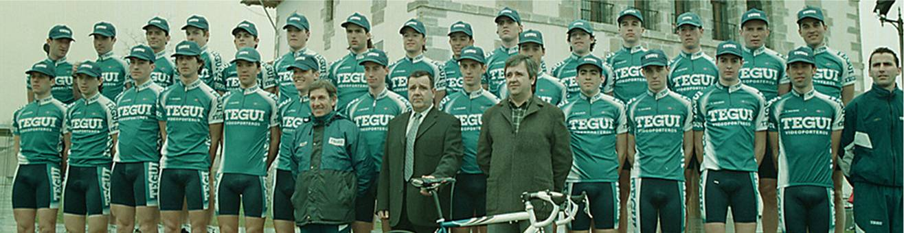 Equipo Ciclista Tegui 2001