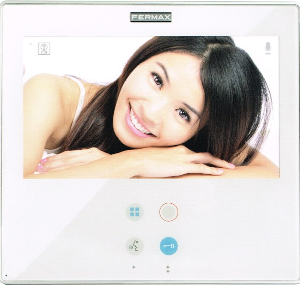"Monitor Fermax Smile 7"""
