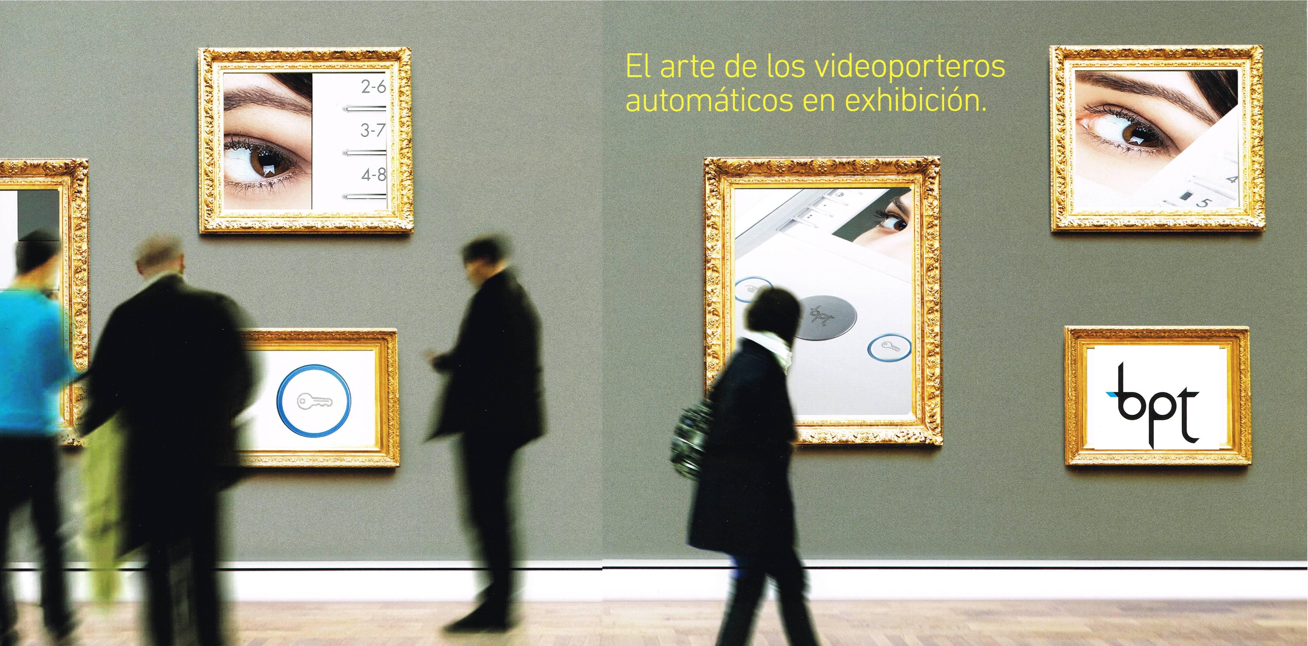 El Arte de los Vídeoporteros