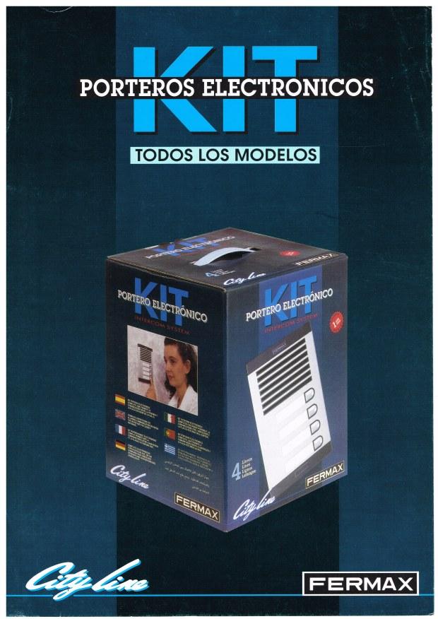 Kits de Portero Convencional 4+n