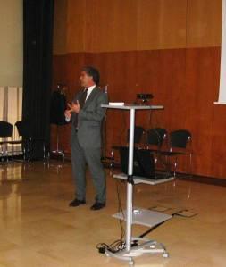 Manel Martin, Director de Porteralia